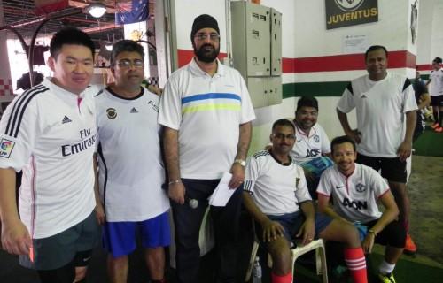 Futsal Tournament 22.8.15 01