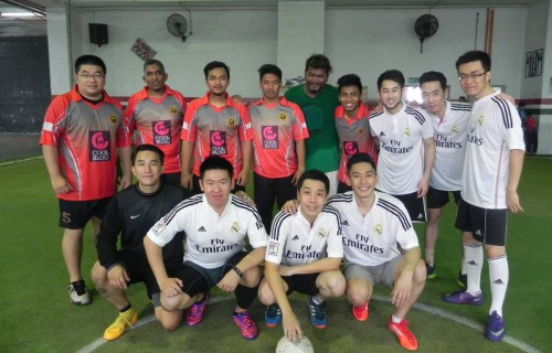 Futsal Tournament 22.8.15 04