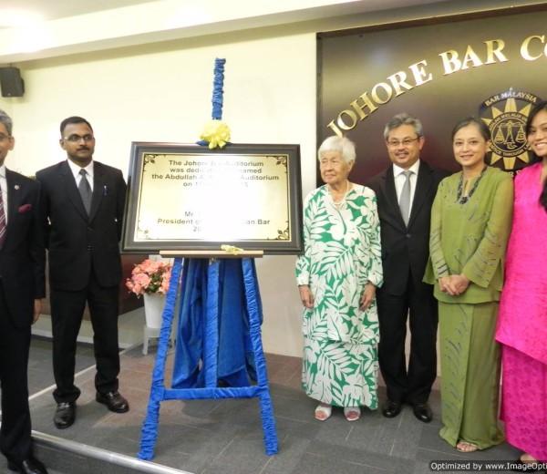 Johore Bar Audi Naming Ceremony 15.6.15 041