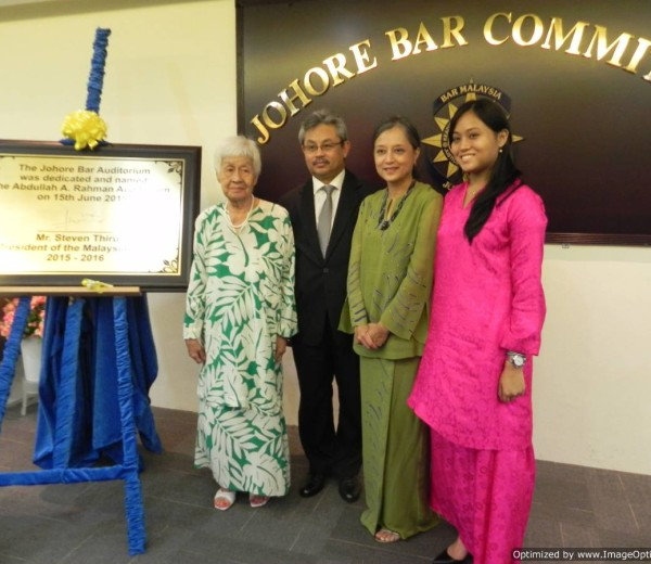 Johore Bar Audi Naming Ceremony 15.6.15 043