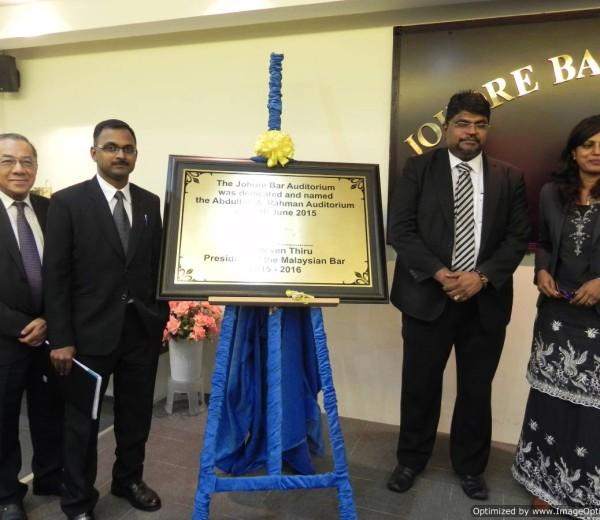 Johore Bar Audi Naming Ceremony 15.6.15 049